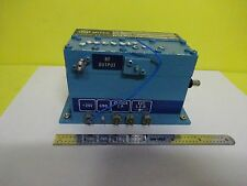 RF MICROWAVE MODULE MITEQ OSCILLATOR FREQUENCY  GHz  AS IS BIN#X5-02