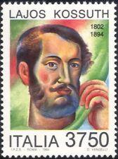 Italy 1994 Lajos Kossuth/Statesman/Politicians/People/Politics 1v (n45067h)