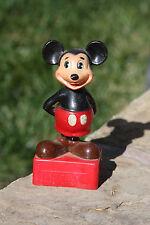 Vintage Walt Disney Mickey Mouse Pencil Sharpener - Single Hole