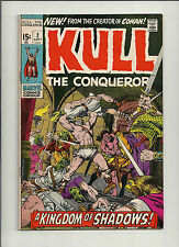 Kull The Conqueror  #2  F/VF
