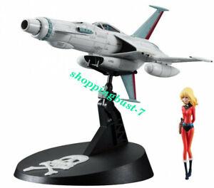 Hasegawa 64785 1/72 Captain Harlock Space Wolf SW-190 vs Mazone w/ Yuki Kei kit