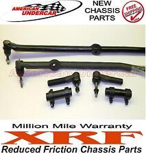 XRF Lifetime Drag Link Tie Rod Sleeve Kit fits 2004 Dodge Ram 2500 3500 4X4