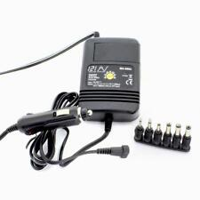 "BUSH 12"" DVD1205BUK Portable DVD player 12v in car adapter charger"