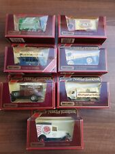 Matchbox 7x  commercial vehicle models of yesteryear.