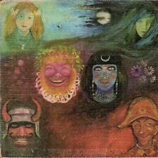 KING CRIMSON In The Wake Of Poseidon 1970 or. UK lp PINK Island label
