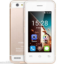 "MELROSE S9 2.4"" Androrid 4.4 Ultra - Mince Mini 3G Smartphone MT6572 Dual Core."