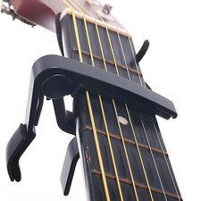 Cejilla Tono Cambio Rápido Sujetador Cabeza Guitarra Acústica Eléctrica Clásica