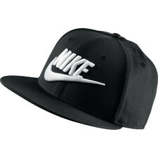 Nike Futura True Cap schwarz Basecap Snapback Kappie Kappe verstellbar 584169