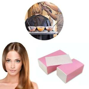 100 Sheet Box Pollie up Tissues Perm and Papers Individual Home Salon Fast
