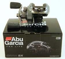 ABU GARCIA ORRA2 SX - 8 bearing Baitcaster Reel (Black Revo Pro) - Boxed NEW