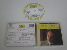 Chopin/pianoforte SONATE N. 2 & 3, pollini (Deutsche Grammophon 415 346-2) CD Album