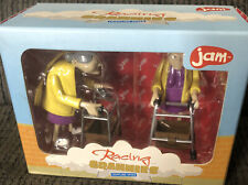 2005 JAM Racing Grannies Crippling Speed Over The Hill Party game Gag Gift Finny