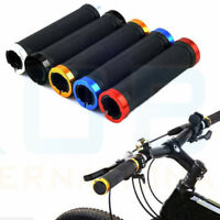 DOUBLE LOCK ON LOCKING BMX MTB MOUNTAIN BIKE CYCLE BICYCLE HANDLE GRIPS 2019