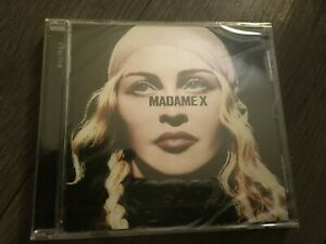 MADONNA - MADAME X - CD EDITION SPECIALE INCLUS 2 TITRES BONUS - CD NEUF !!