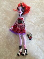 "Monster High 11"" Doll OPERETTA PHANTOM OF OPERA PICTURE DAY Purse Lot"