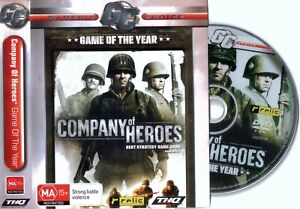 Company of Heroes Game of the Year PC Game