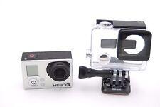 GOPRO HERO 3 Camera BLACK EDITION W/ FLOATY BACKDOOR