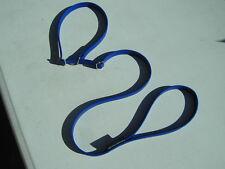 MJH Beta BioThane Moxon/Retriever Leine 9mm breit, 2m lang verschiedene Farben
