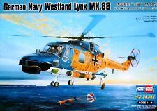 Hobbyboss 1:72 Westland Lynx Mk.88 German Navy Helicopter Model Kit