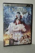 DRACULA ORIGIN GIOCO USATO BUONO STATO PC DVD VERSIONE ITALIANA FR1 50358