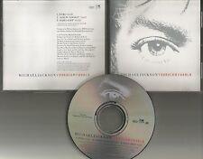 MICHAEL JACKSON You rock My World w/ RARE BACK COVER & EDIT PROMO DJ CD single