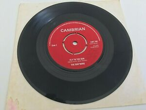"""The Guv'nors - Fly To The Sun - 7"""" Vinyl Single"""
