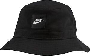 NIKE SPORTSWEAR FUTURA NSW BUCKET HAT black STYLE CK5324-010 L/XL BRAND NEW