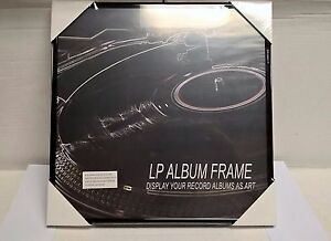 LOT OF (2) RECORD ALBUM FRAMES NEW in wrap. FREE SHIP