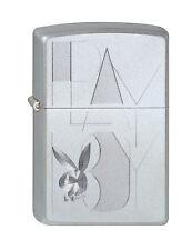 Zippo Lighter ● Playboy Literals Bunny ● 2001570 ● Neu New OVP ● A625