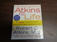 Atkins For Life Complete Control Program by Robert C. Atkins M.D.