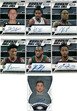 2018-19 Leaf Certified Basketball Rookie Autograph Lot of 7