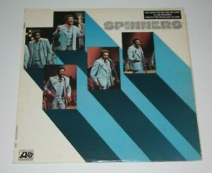 Spinners – Spinners - 1973 US Press, Atlantic - SD 7256