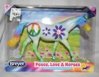 Breyer LE Peace, Love & Horses Figurine 61083 NIB