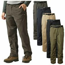 Craghoppers Mens Classic Kiwi Walking Trousers Casual Trail Hiking Insect Free