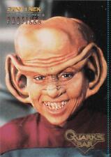 Star Trek DS9 Profiles Quark's Quips card 2 of 9