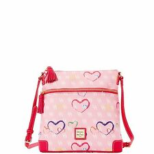 NWT*Dooney & Bourke*Pink*Sweetheart*Crossbody*Cross Body 16045A