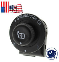 7L3Z17B676A Black Power Mirror Control Switch Driver Side Left For Ford Lincoln