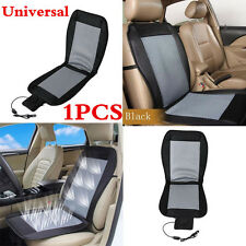12V Car Seat Cooler Cushion Cover Summer Cooling Chair Fan Interior Accessories
