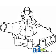 A-3439531M91 Massey Ferguson Parts WATER PUMP 1030 , 1030L , 1030L , 1030L , 103