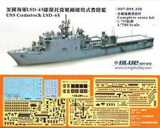 ORANGE HOBBY N07-095 1/700 USS COMSTOCK LSD-45 (Complete Resin kit)