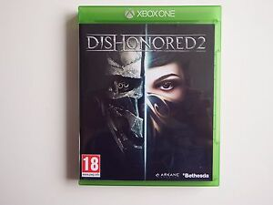 Dishonored 2 on Xbox One in MINT condition
