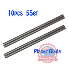 10pcs Planer Blades Reversible Carbide 82mm MAKITA HITACHI RYOBI TOSHIBA