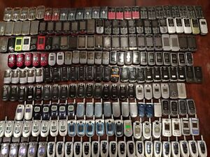 LOT OF 214 VERIZON LG BASIC FEATURE PHONES