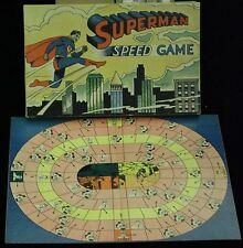 Superman Speed Game  1941