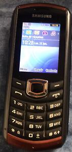 Téléphone portable Samsung Solid GT-B2710 mobile débloqué *Envoi Box/box*