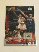 1998 Upper Deck Basketball Jordan Files #138 - Michael Jordan - Chicago Bulls