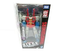 Transformers - Generations WFC War for Cybertron: Siege Starscream + box