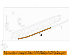 GM OEM Running Board Step-Insert Right 22813725