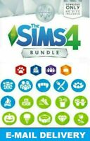 The Sims 4+14 DLC Collection| Digital Download Account|PC&MAC|Multilanguage