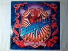DOKKEN Back for the attack lp USA